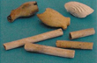 Click to enlarge image of clay pipes